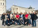 EDUCATIONAL VISIT OF DNIPRO POLYTECHNIC TO VILNIUS